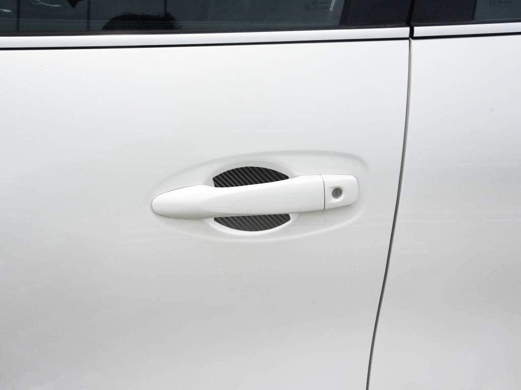 Mling Auto Magnetisch Türgriffmulde Schutz Kratzfest Türgriffmulde Abdeckung 4 Stück Kompatibel Für Kadjar Schwarz Baumarkt