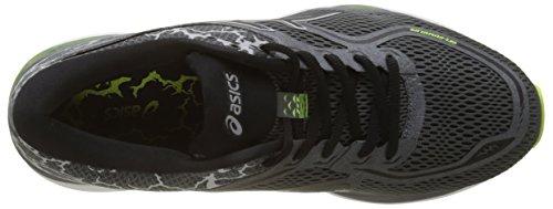 Cumulus Noir Running Asics 9790 19 Show de Gel Yellow Carbon Black Homme Lite Chaussures Safety Gris Bzzw05xq