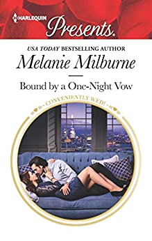 Bound by a One-Night Vow (Conveniently Wed! Book 3660) by [Milburne, Melanie]