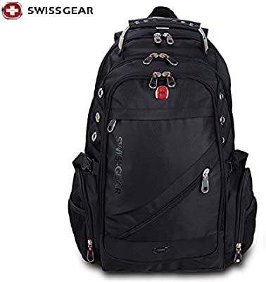 cdcaffcea6 Swiss Gear Sac Bagage polyvalent homme marque Sac à dos, sac à dos Sac à dos  de randonnée pour les étudiants en école Sac à dos Sac bandoulière pour ...