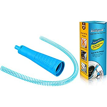 Amazon Com Sealegend Dryer Vent Vacuum Hose Home Amp Kitchen