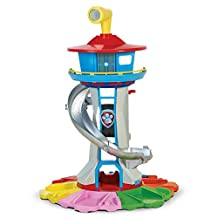 Paw Patrol 6037842 Life Size Look Out Tower Play Set