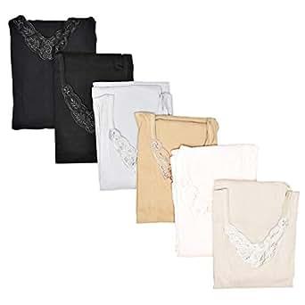 Mark-on Multi Color Underwear Set For Women