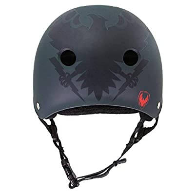 Triple Eight Sweatsaver Liner Skateboarding Helmet, Get Used To It, Medium : Sports & Outdoors