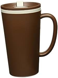 Amazon Com Copco Cone Double Wall Desk Mug 16 Ounce
