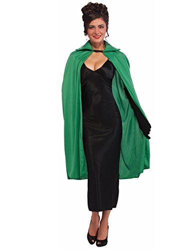 All Saint Day Costumes - Forum St. Patrick's Day Costume Cape, Green, One Size