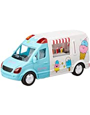 RUI Feng G1650 Ice Cream Truck Toy for Kids - Multi Color