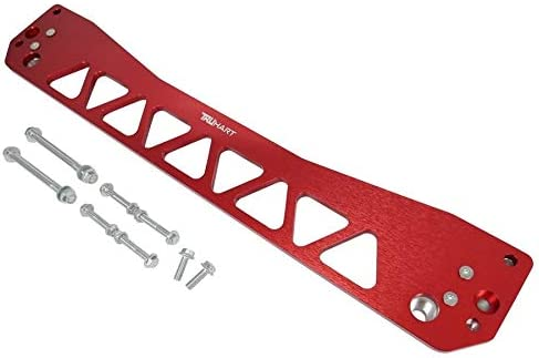 Truhart Rear Subframe Brace Anodized Red 1996-2000 Civic