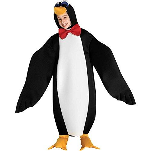 Child's Penguin Costume (Size:Large 12-14) (Penguin Costume Child)