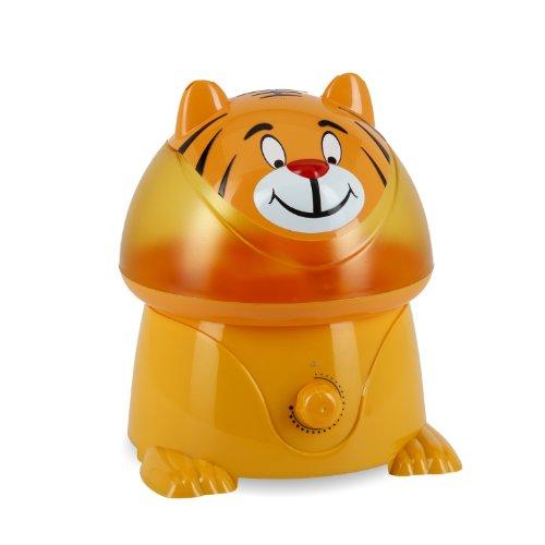 Humidificador de niebla fría ultrasónico Adorable con salida 2,1 galones por día - tigre de la grúa