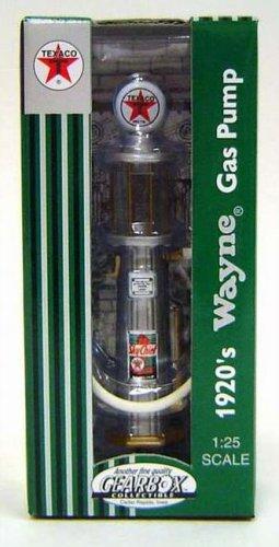 1920's Wayne Silver Visible Gas Pump Texaco Sky Chief - Wayne Gas Pump