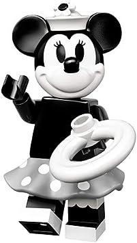 Mini Mouse Black And White Brand New Lego minifigures disney series 2