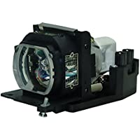 Electrified VLT-HC3LP Replacement Lamp with Housing for Mitsubishi Projectors