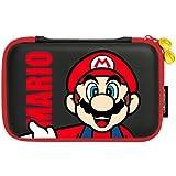 HORI 3DS XL Super Mario Bros. Hard Pouch (Mario) - Nintendo 3DS