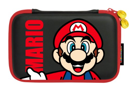 HORI XL Super Mario Bros. Hard Pouch for Nintendo ()