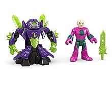 Fisher-Price Imaginext DC Super Friends, Battle Armor Lex Luthor