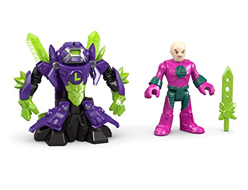 Fisher-Price Imaginext DC Super Friends, Battle Armor Lex Luthor -