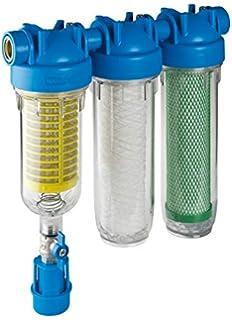 F Fityle 2 Unids Prefiltro de Agua Filtro de Sedimentos para Pozo ...