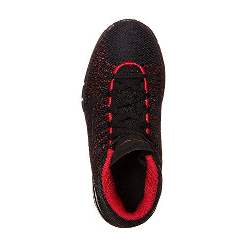 Chaussures On Filet gs Gar University Noir De Zoom black Basketball nBxYq8I4pw