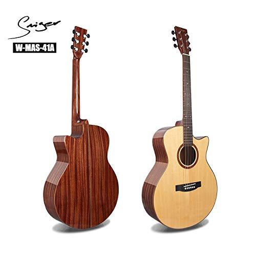 XUJJA Acoustic - Cilindro para Guitarra (106,7 cm, 1 Unidad, 104,1 ...