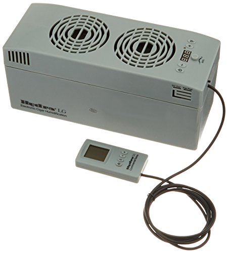 Series Humidors (HYDRA-LG Commercial Series Electronic Humidifier)