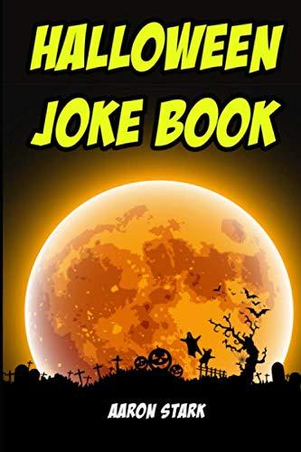 Halloween Joke Book: Funny Jokes for