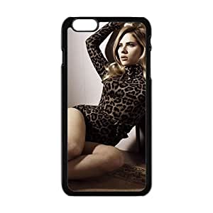 Happy Sex Scarlett Johansson Design Pesonalized Creative Phone Case For Iphone 6 Plaus
