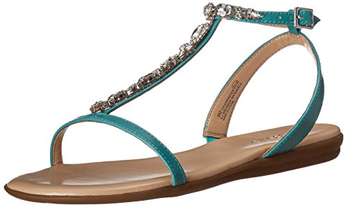 Flat Sandal Aerosoles Chlearwater Turquoise Women's Hw7xPZq6