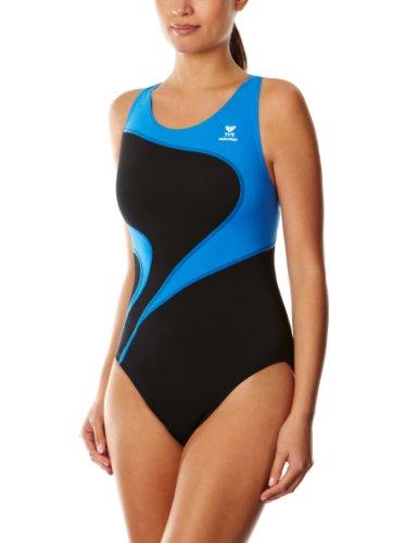 TYR - Traje de natación para mujer Azul/Negro