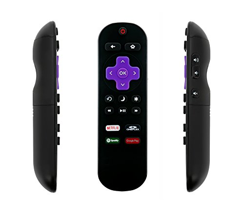 New Remote Control for Insignia ROKU TV NS-32DR310NA17 NS-50