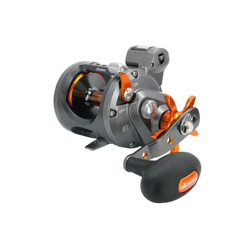 Best Trolling Reels: Okuma Cold Water Linecounter