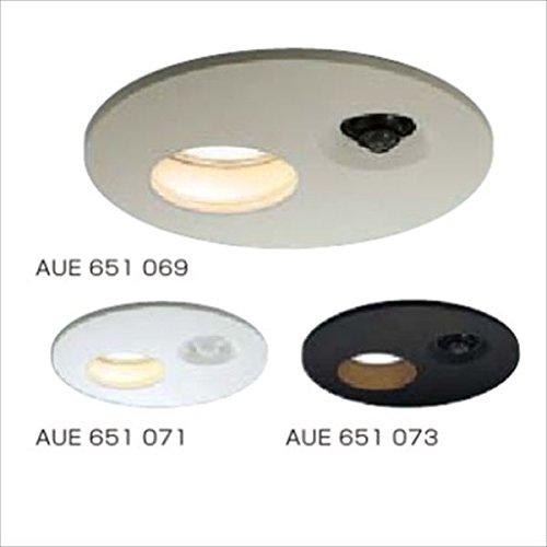 コイズミ ダウンライト ランプタイプ 「人感センサ付」 開口径150ベースタイプ 人感センサタイマー付ON-OFFタイプ 白熱球60Wクラス AUE651 071 『ガーデンライト エクステリア照明 ライト LED』 ファインホワイト B076HM34K1 14990