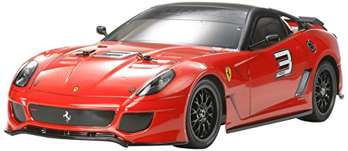 Tamiya Ferrari 599XX RC Body Set