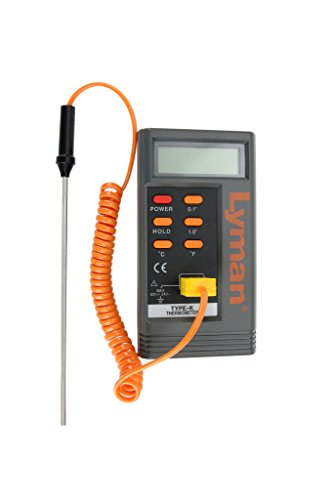 Lyman Digital Lead Casting Thermometer
