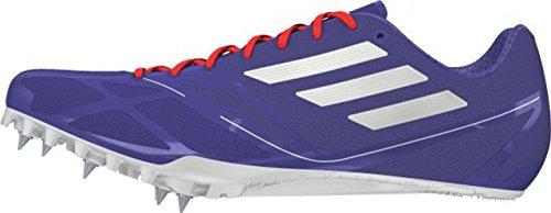 Adidas Adizero Prime Finesse Zapatilla De Correr Con Clavos - SS15 Night Flash / White / Solar Red