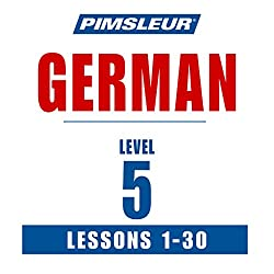Pimsleur German Level 5
