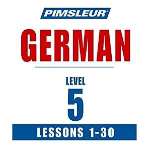 Pimsleur German Level 5 Speech
