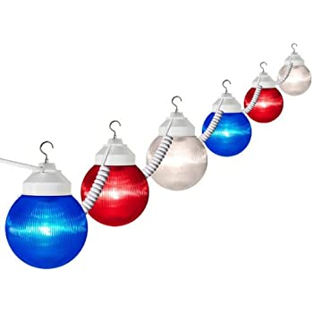 Giant Bulb Outdoor Christmas Lights