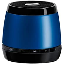JAM Classic Wireless Bluetooth Speaker, Small Portable Speaker, Works with iPhone, Android, Tablets, Notebooks, Desktops, iPad, iPod, Rechargeable Lithium-ion Battery, Great Sound, HX-P230BL Blueberry