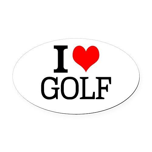 Golf Ball Car Magnet - 8