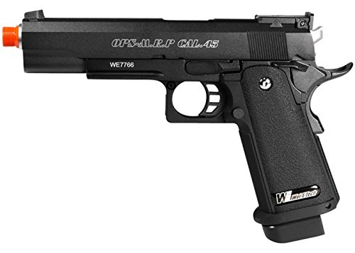 we hi-capa 5.1 r full metal airsoft gas pistol(Airsoft Gun) For Sale