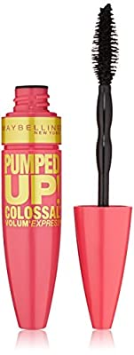 Maybelline New York Volum' Express Pumped Up Colossal Washable Mascara