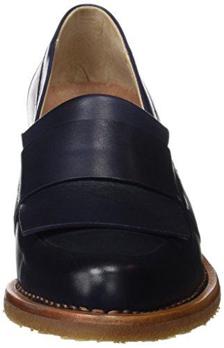 Midnight Fermé Skin Escarpins bouvier Bleu Restored Neosens S580 Femme Bout midnight q0wZ11