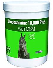 NAF Glukosamin 10 000 Plus med MSM 900 g gemensamt tillskott