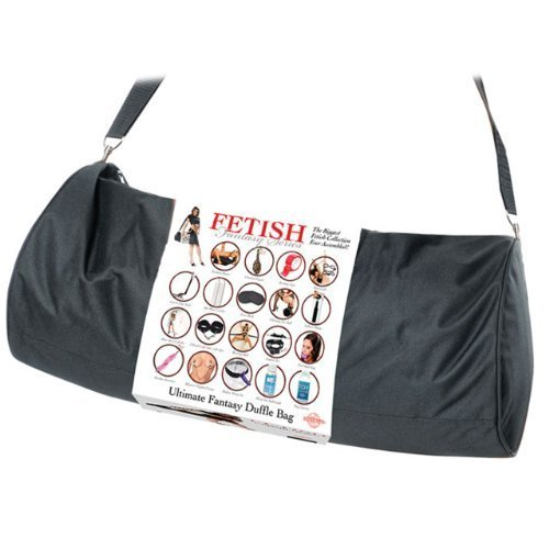 Pipedream Fetish Fantasy Series Ultimate Fantasy Duffle Bag by Pipedream