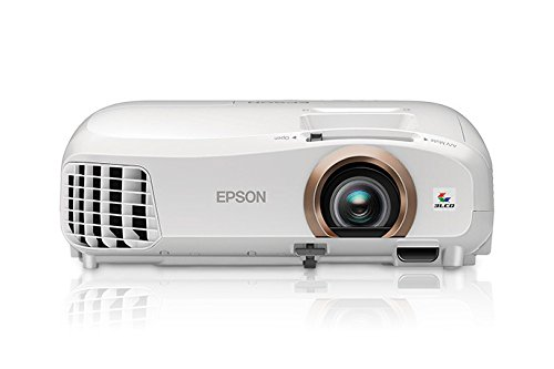 PowerLite Home Cinema 2045 Wireless 3D 1080p 3LCD Projector (Renewed)