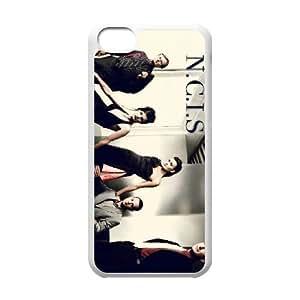 iPhone 5C Phone Cases White NCIS DTG175355