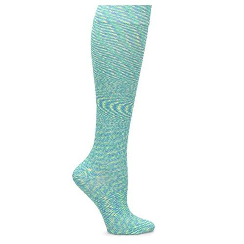 - Nurse Mates Support Compression Socks (Mint Prism Space Dye)