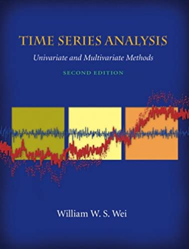 amazon com time series analysis univariate and multivariate rh amazon com Textbook Solution Manuals Test Bank Solutions Manual