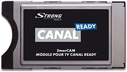 Strong Module PCMCIA CI Smart TV Tarjeta de suscripción (sólo compatible con TNT terrestre): Amazon.es: Informática